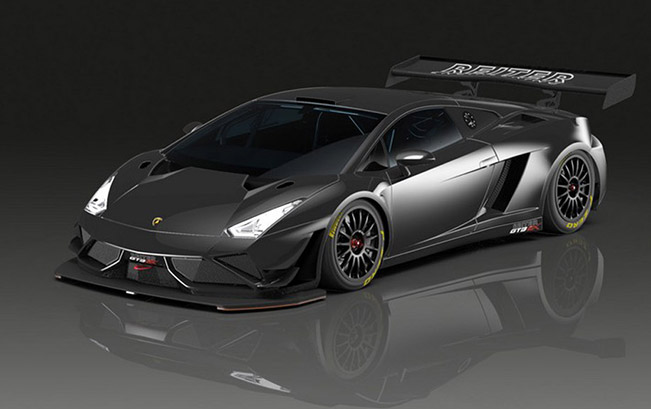 The New Reiter Gallardo Extenso R-EX
