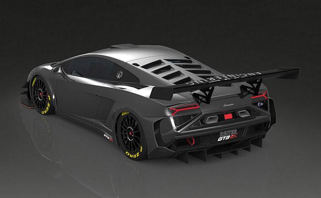 2014 Reiter Lamborghini Gallardo Extenso R-EX Rear Angle