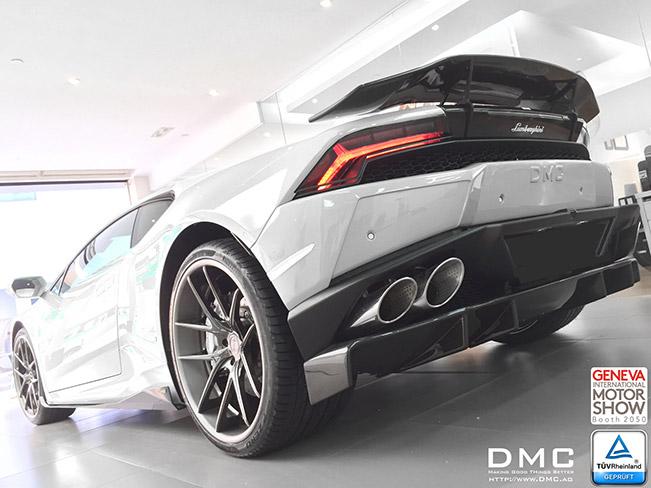 2015 DMC Lamborghini Huracan Rear