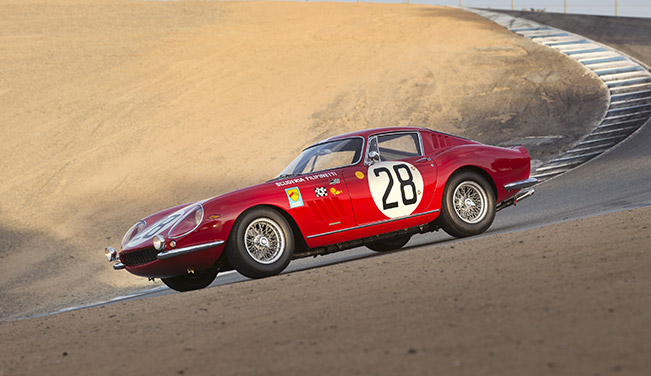 Ferrari 275 GTB 1966 Front Angle Sold for 9.4 Million Dollars, a 1966 275 GTB