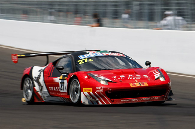 360 Modena GTC Australian GT Championship – The Season Gets Underway in Adelaide