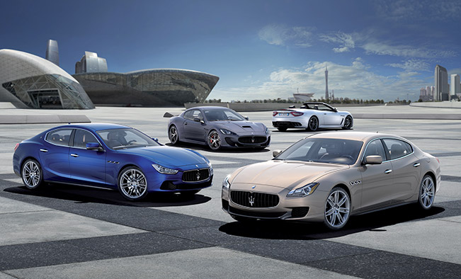 Maserati Announce the Maserati 100 List