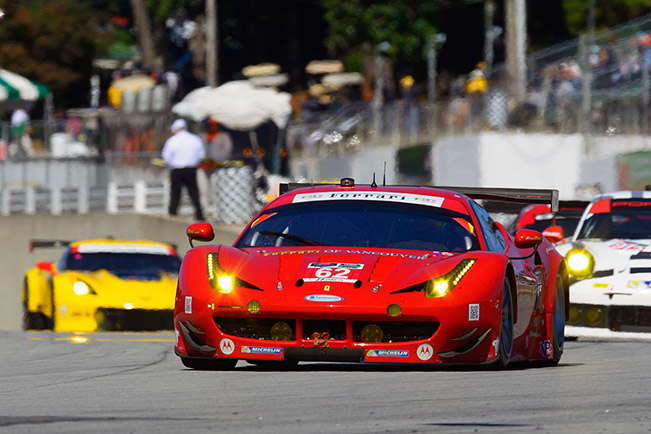 Familiar Ferrari Battleground at Twelve Hours of Sebring Familiar Ferrari Battleground at Twelve Hours of Sebring