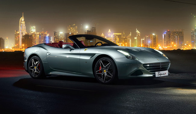 Ferrari California T - Convertible of The Year