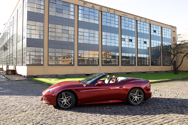 Ferrari California T Homage to Design