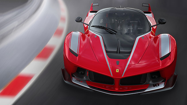 FXX K - the Beauty of Performance