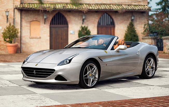 Ferrari California T Auto Shanghai 2015 Front Angle Tailor Made Elegance