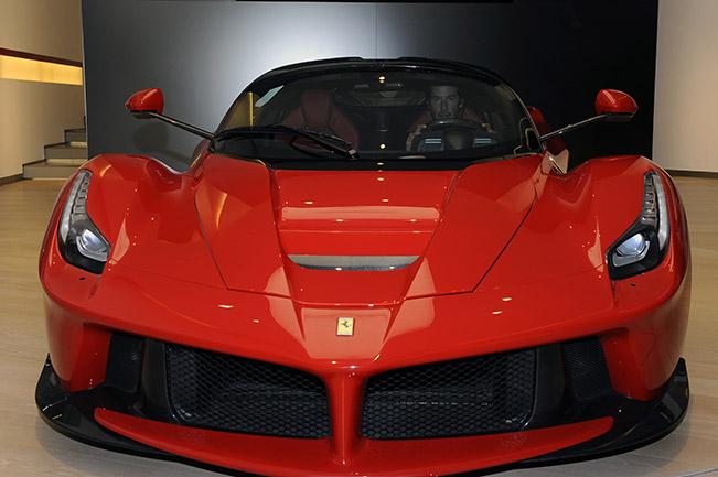 Keanu Reeves - Ferrari is the Dream