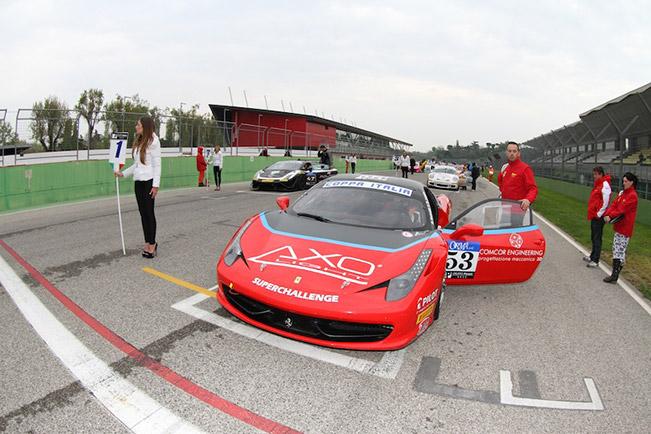 Ferrari strengthens championship lead