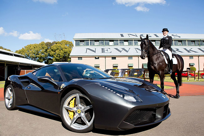 Australia Welcomes the 488 GTB to the Ferrari Stable