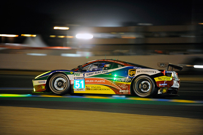 FIA WEC - Ferrari to race at Nurburgring with four cars