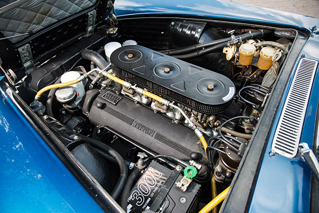 1964 Ferrari 330 GT Series 1 Engine