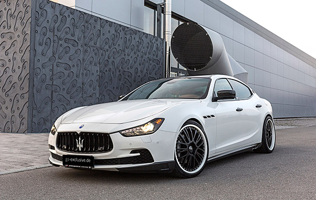 Maserati Ghibli EVO by GS Exclusive