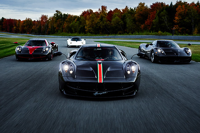 Pagani Automobili Selects Zerolight to Deliver Next Generation Digital Showroom Experience