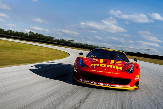 Pirelli World Challenge Three podium positions for Ferrari at Mid-Ohio