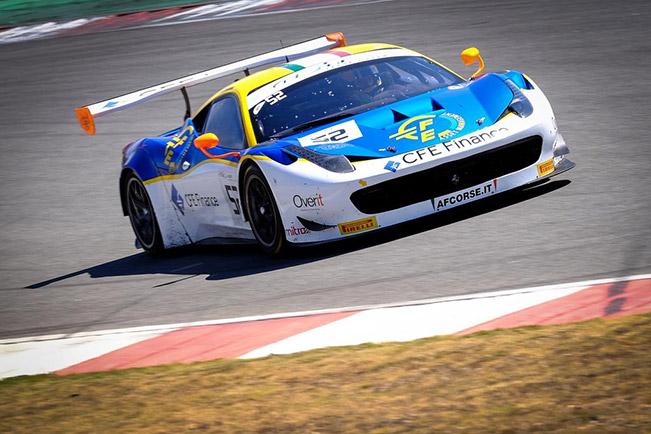 GT Sports Club - Ferrari owns the podium