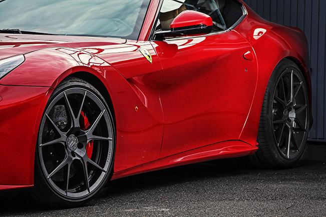 2015 LOMA Ferrari F12 Berlinetta Wheels