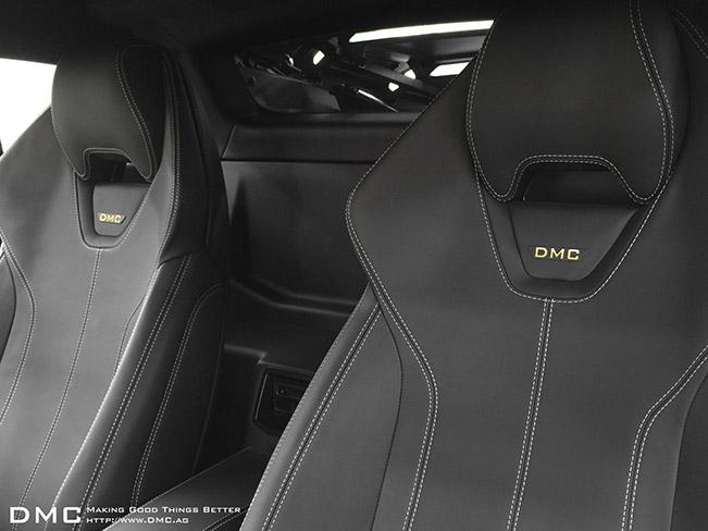 2015 Lamborghini Huracan Limited Edition LP1088 E-GT Front Seats