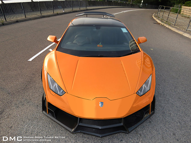 2015 Lamborghini Huracan Limited Edition LP1088 E-GT Front