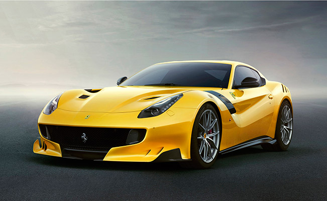 F12tdf – New Limited Edition Special Series Delivers Track-Level Performance on The Road