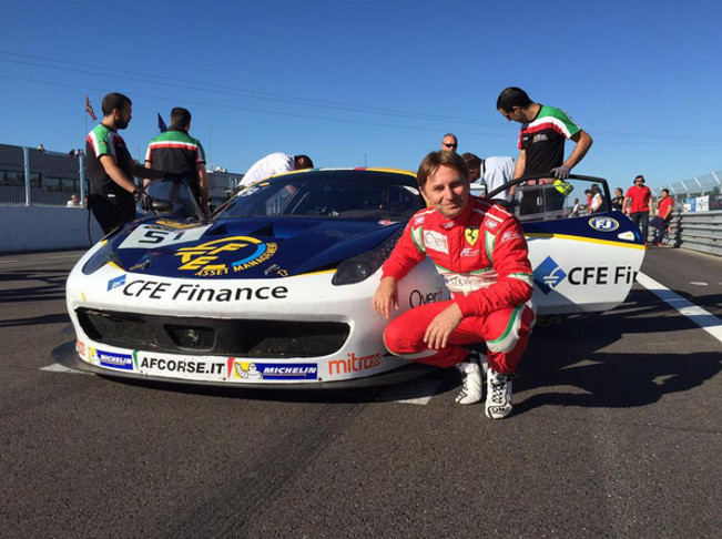 VdeV Endurance – One-Two by Ferrari at Magny-Cours