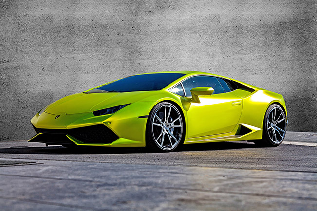 Lamborghini Huracan 690hp-650Nm by xXx Performance