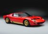 JD Classics - Lamborghini Miura SV Front Angle