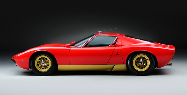 JD Classics - Lamborghini Miura SV