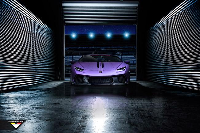 2015 Vorsteiner Novara Lamborghini Huracan Front