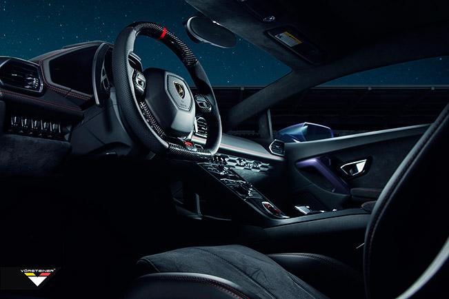 2015 Vorsteiner Novara Lamborghini Huracan Interior