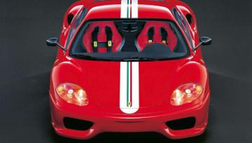 2003 Ferrari 360 Challenge Stradale Front Angle