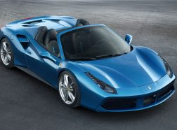 "Ferrari 488 Spider is ""Best convertible car of the year"""