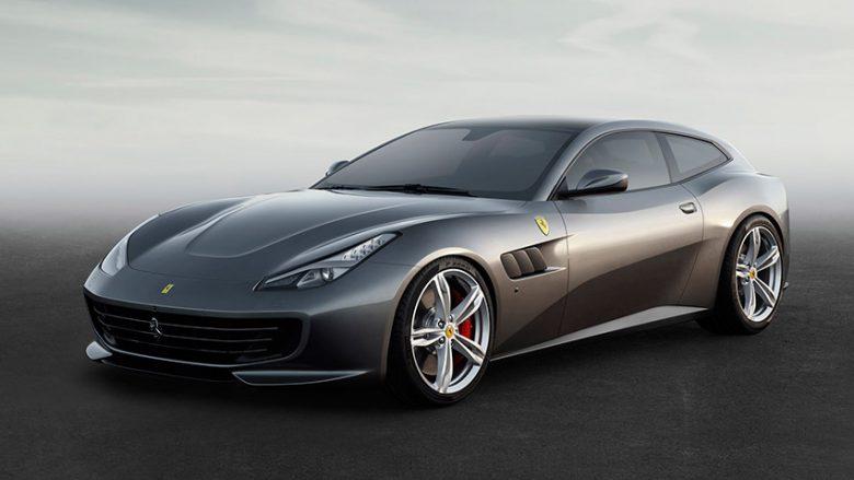 2016 Ferrari GTC4Lusso Front Angle