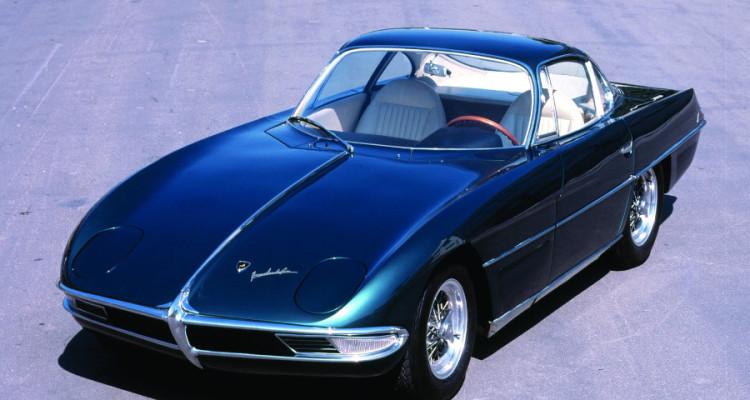 Lamborghini 350 GTV 1963