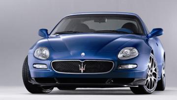 2006 Maserati GranSport MC Victory Front Angle