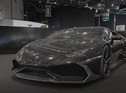 2016 DMC Lamborghini Huracan Jeddah Edition Front Angle