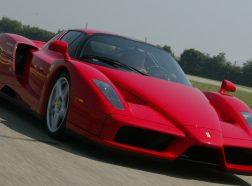 Ferrari Enzo 2002 Front Angle