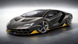 2016 Lamborghini Centenario Front Angle