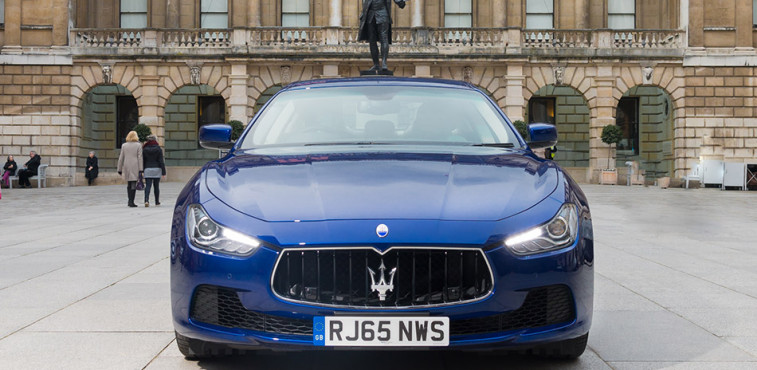 maserati partners with the historic royal academy of arts