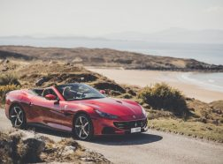 Rediscovering our roads: a staycation guide to the UK and Ireland, by Ferrari Portofino M