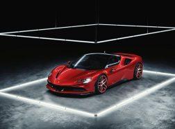 High Voltage Ferrari
